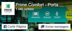 Facebook Prime Comfort