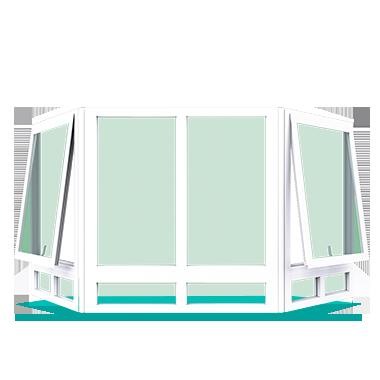 Janela Bay Window